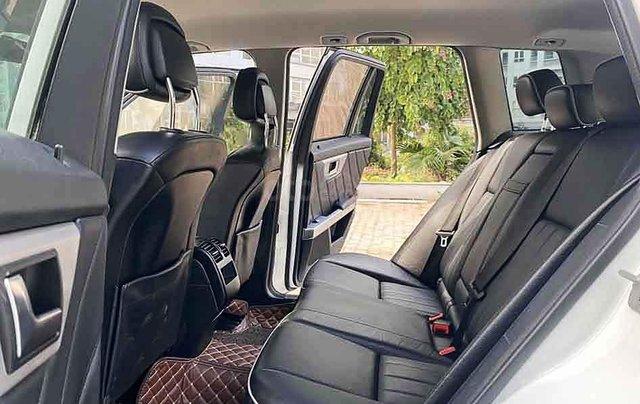 Cần bán xe Mercedes GLK  220 CDI năm 2013, màu trắng, nhập khẩu  1