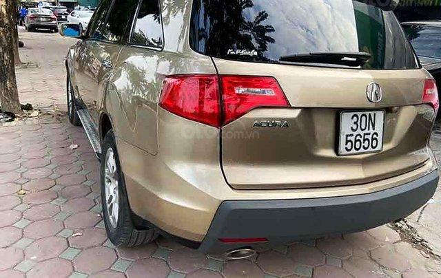 Bán ô tô Acura MDX sản xuất 2007, màu vàng, xe nhập  2