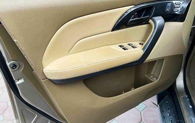 Bán ô tô Acura MDX sản xuất 2007, màu vàng, xe nhập  6
