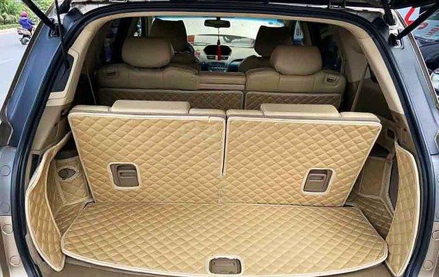 Bán ô tô Acura MDX sản xuất 2007, màu vàng, xe nhập  4