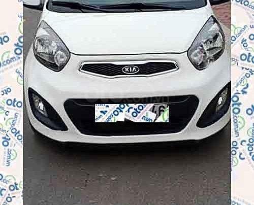 Bán xe Kia Morning sản xuất năm 2011, màu trắng, nhập khẩu1
