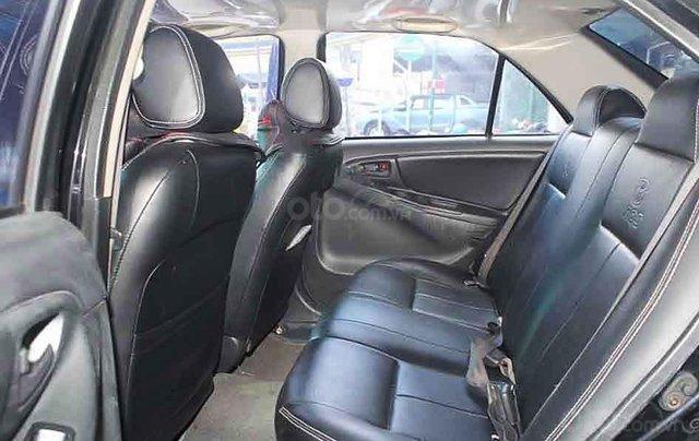 Cần bán lại xe Toyota Vios sản xuất năm 2005, màu đen số sàn3
