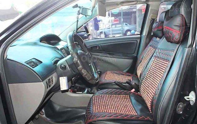 Cần bán lại xe Toyota Vios sản xuất năm 2005, màu đen số sàn1