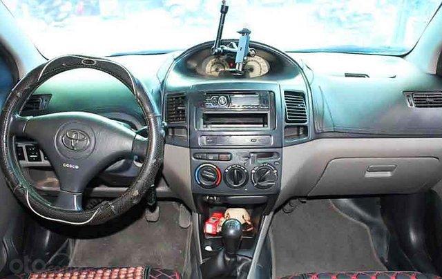 Cần bán lại xe Toyota Vios sản xuất năm 2005, màu đen số sàn4