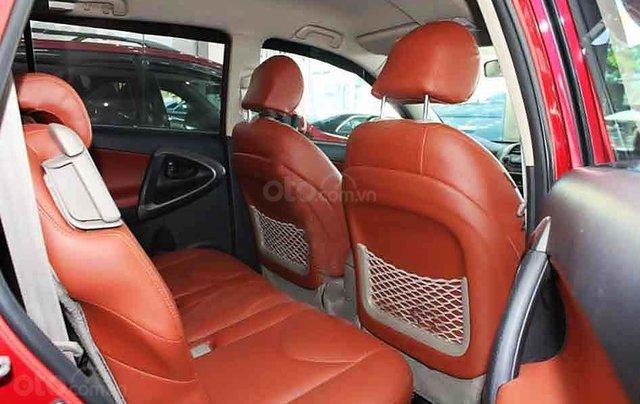Bán xe Toyota RAV4 2007, màu đỏ, nhập khẩu nguyên chiếc 4