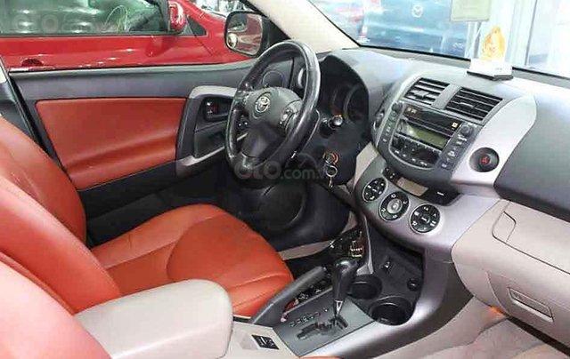 Bán xe Toyota RAV4 2007, màu đỏ, nhập khẩu nguyên chiếc 1