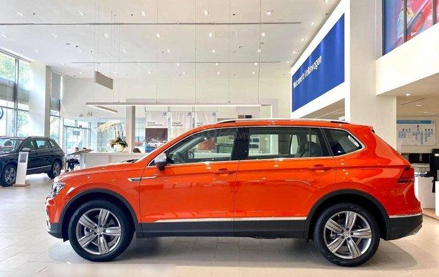 Xe Volkswagen Tiguan Luxury cam nổi bật đẹp mắt - khuyến mãi 120 triệu đồng + quà tặng phụ kiện chính hãng3