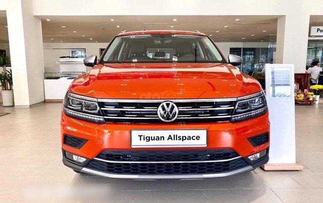 Xe Volkswagen Tiguan Luxury cam nổi bật đẹp mắt - khuyến mãi 120 triệu đồng + quà tặng phụ kiện chính hãng0