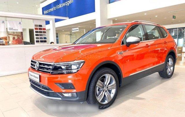 Xe Volkswagen Tiguan Luxury cam nổi bật đẹp mắt - khuyến mãi 120 triệu đồng + quà tặng phụ kiện chính hãng5