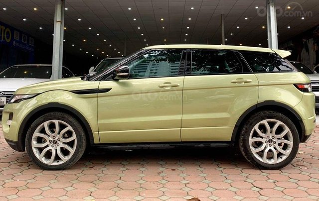 Cần bán Range Rover Dynamic sx 2012, full option3
