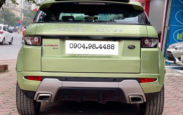 Cần bán Range Rover Dynamic sx 2012, full option1