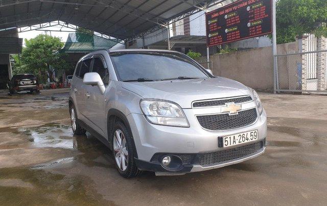 Bán xe Chevrolet Captiva đời 2011, xe tốt, giá cả hợp lí2
