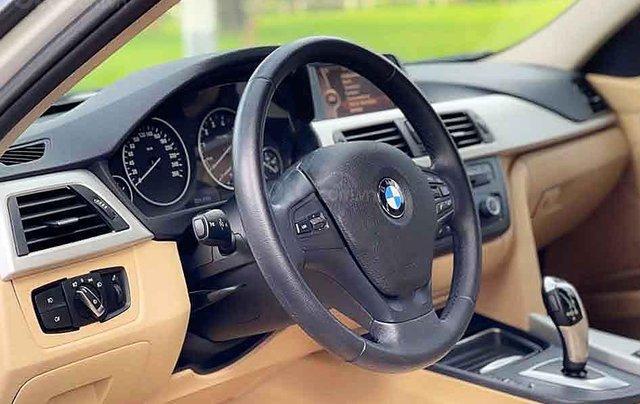 Bán BMW 3 Series 320i sản xuất 2013, màu trắng, xe nhập, giá 770tr1
