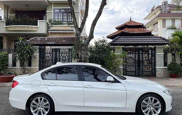 Bán BMW 3 Series 320i sản xuất 2013, màu trắng, xe nhập, giá 770tr4