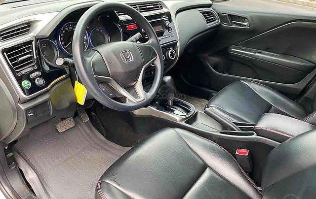 Bán xe Honda City năm sản xuất 2015, màu trắng2