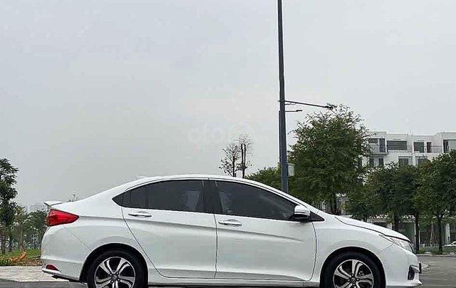 Bán xe Honda City năm sản xuất 2015, màu trắng1