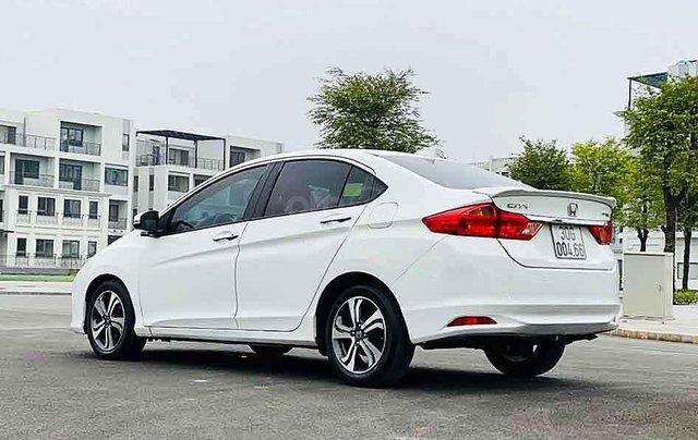Bán xe Honda City năm sản xuất 2015, màu trắng0