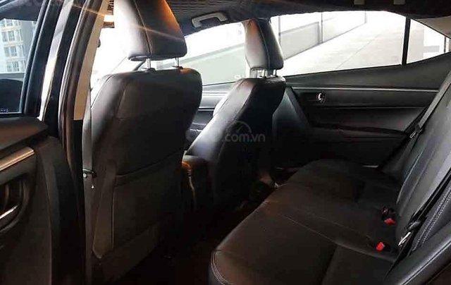 Bán Toyota Corolla Altis đời 2018, màu đen5