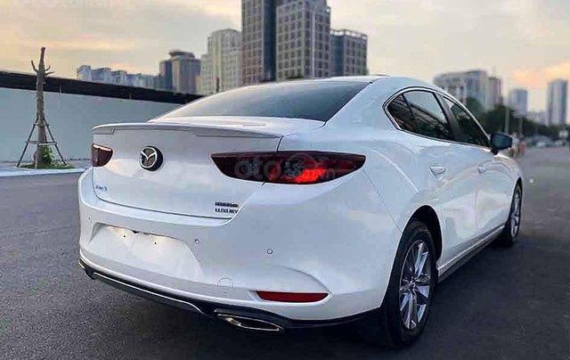 Bán ô tô Mazda 3 1.5Luxury sản xuất 2020, màu trắng  1