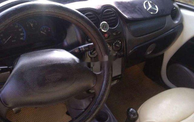 Cần bán lại xe Daewoo Matiz 2000, màu trắng, nhập khẩu 8