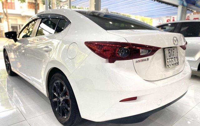Bán xe Mazda 3 sản xuất năm 2015, màu trắng còn mới, giá tốt3