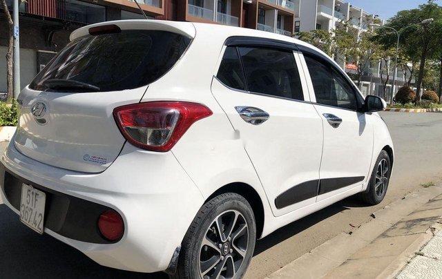 Cần bán lại xe Hyundai Grand i10 năm 2015, xe nhập còn mới, 219 triệu6