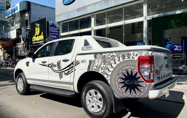 Cần bán lại xe Ford Ranger sản xuất năm 2017, màu trắng3