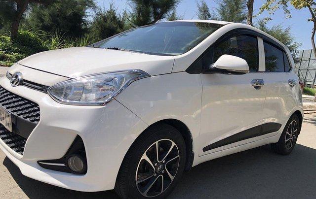 Cần bán lại xe Hyundai Grand i10 năm 2015, xe nhập còn mới, 219 triệu4