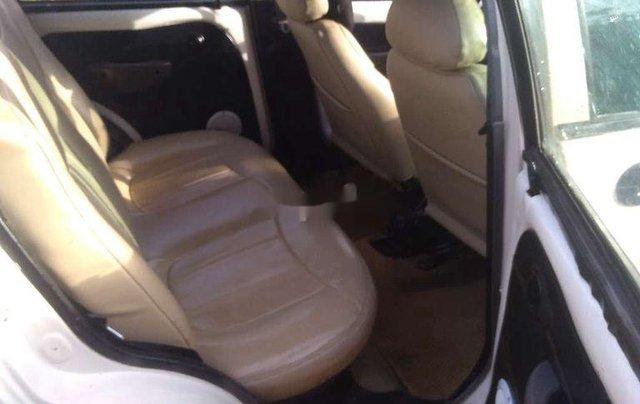 Cần bán lại xe Daewoo Matiz 2000, màu trắng, nhập khẩu 2