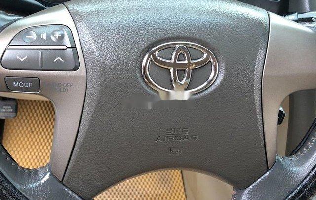 Cần bán Toyota Camry 2008, màu đen, nhập khẩu nguyên chiếc, giá tốt8
