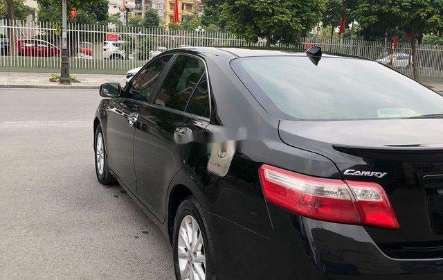 Cần bán Toyota Camry 2008, màu đen, nhập khẩu nguyên chiếc, giá tốt1
