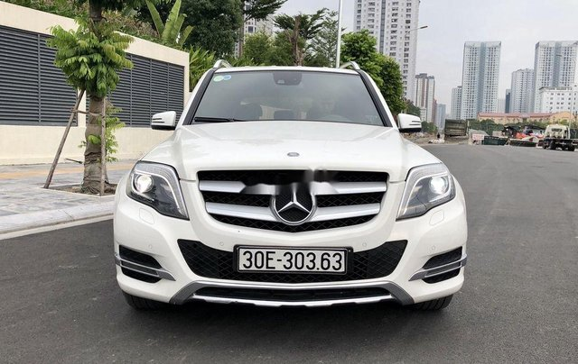 Bán xe Mercedes GLK Class năm 2014 còn mới, giá 939tr0