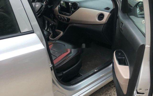 Cần bán xe Hyundai Grand i10 đời 2016, màu bạc, nhập khẩu chính chủ6