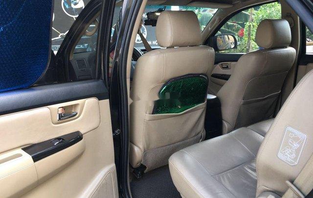 Cần bán lại xe Toyota Fortuner sản xuất 2016 còn mới8