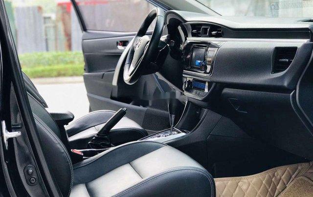 Cần bán gấp Toyota Corolla Altis đời 2014, màu đen còn mới10