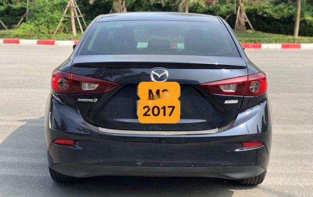 Cần bán xe Mazda 3 sản xuất năm 2017 còn mới, giá tốt2