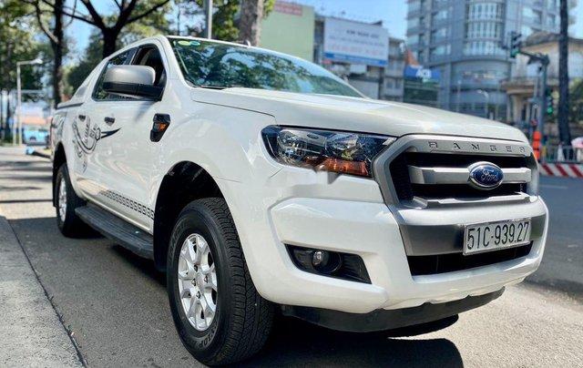 Cần bán lại xe Ford Ranger sản xuất năm 2017, màu trắng0