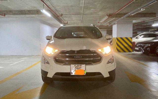 Bán Ford EcoSport 2018, màu trắng0