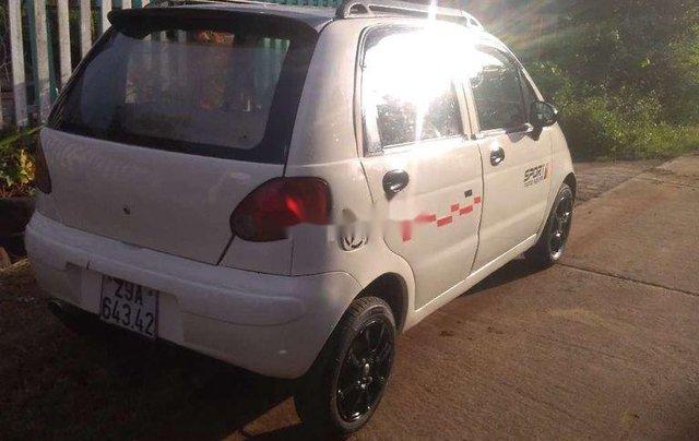 Cần bán lại xe Daewoo Matiz 2000, màu trắng, nhập khẩu 3