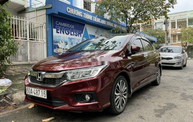 Cần bán Honda City năm 2018 còn mới1