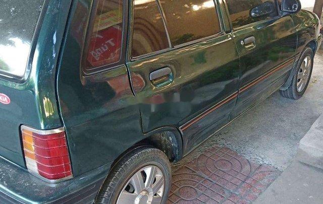Bán Kia CD5 sản xuất 2002, xe chính chủ2