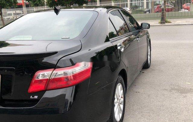 Cần bán Toyota Camry 2008, màu đen, nhập khẩu nguyên chiếc, giá tốt0