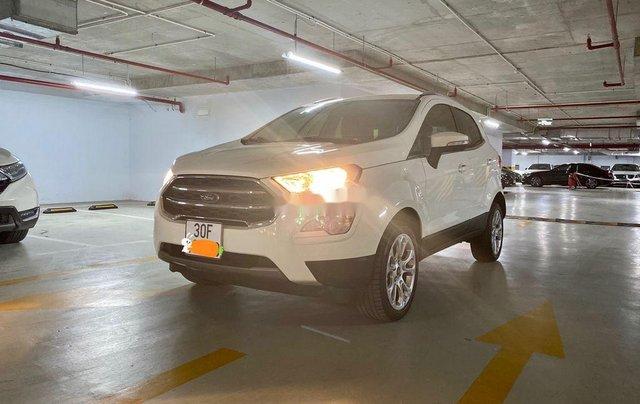 Bán Ford EcoSport 2018, màu trắng2
