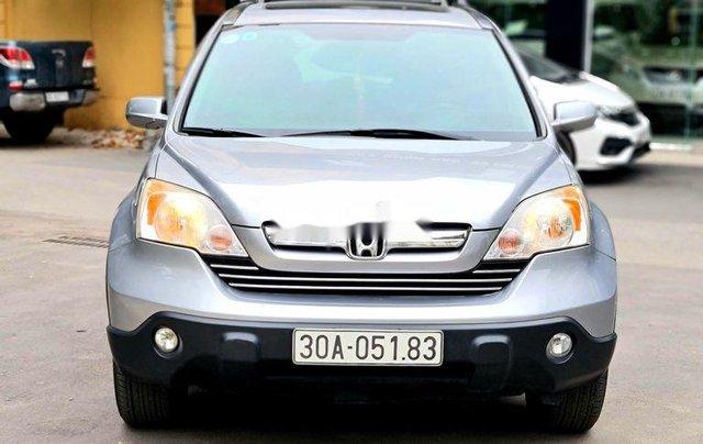 Cần bán Honda CR V sản xuất 2007 còn mới, giá tốt9
