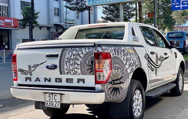 Cần bán lại xe Ford Ranger sản xuất năm 2017, màu trắng5