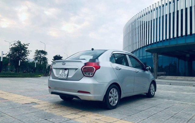 Cần bán xe Hyundai Grand i10 đời 2016, màu bạc, nhập khẩu chính chủ3