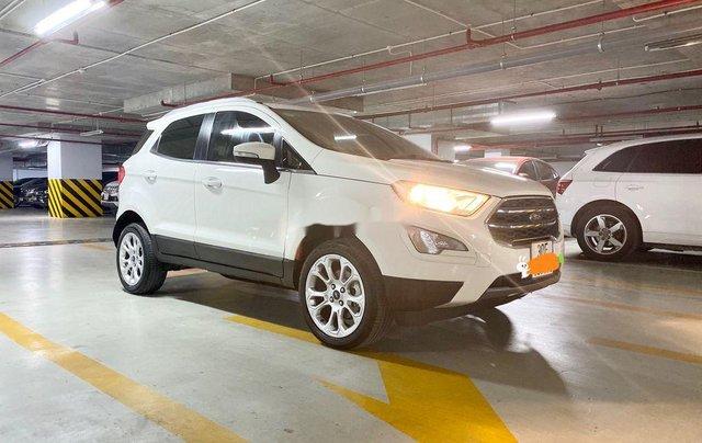 Bán Ford EcoSport 2018, màu trắng1