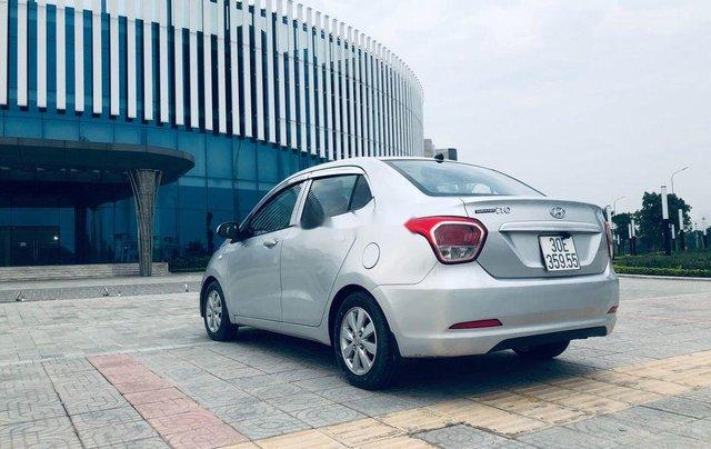 Cần bán xe Hyundai Grand i10 đời 2016, màu bạc, nhập khẩu chính chủ2