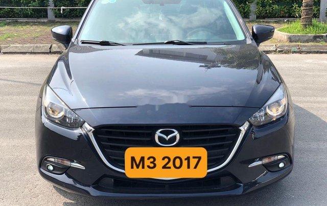 Cần bán xe Mazda 3 sản xuất năm 2017 còn mới, giá tốt0