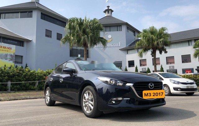 Cần bán xe Mazda 3 sản xuất năm 2017 còn mới, giá tốt6